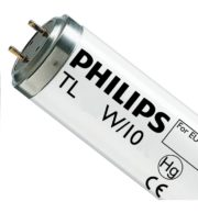 PHILIPS TL 40W/10 G13 T12 ATTINICO 1200 MM UV-A BLACK LIGHT